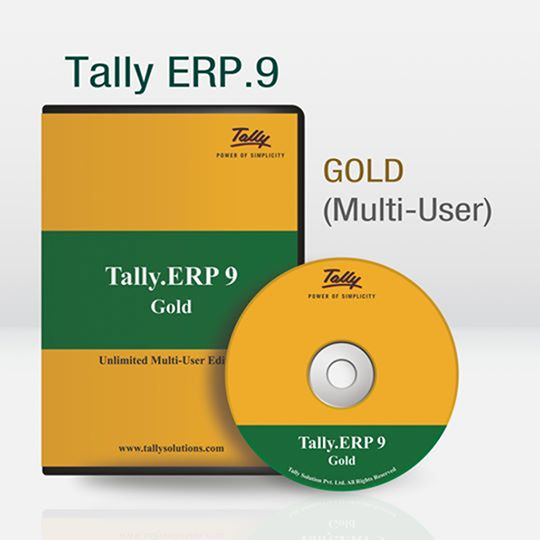 Tally.ERP 9 Multi User Price