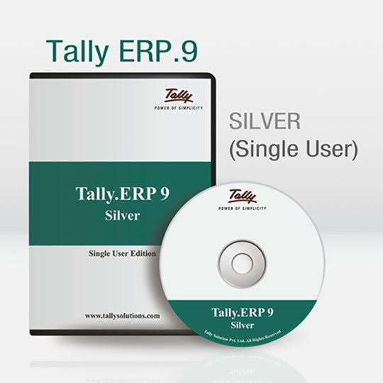 Tally.ERP 9 Single User Price