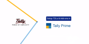 tally prime tdl banner labh software