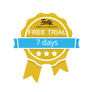 tally 7days free trial labh software